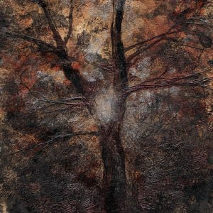 Gloden tree study (part) - Riccardo Martinelli - 2015