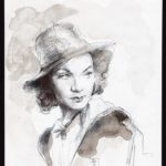 Riccardo Martinelli - The hat (Vivien Leigh)- 2015