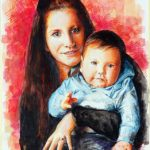 Madre e figlio / Mother and child